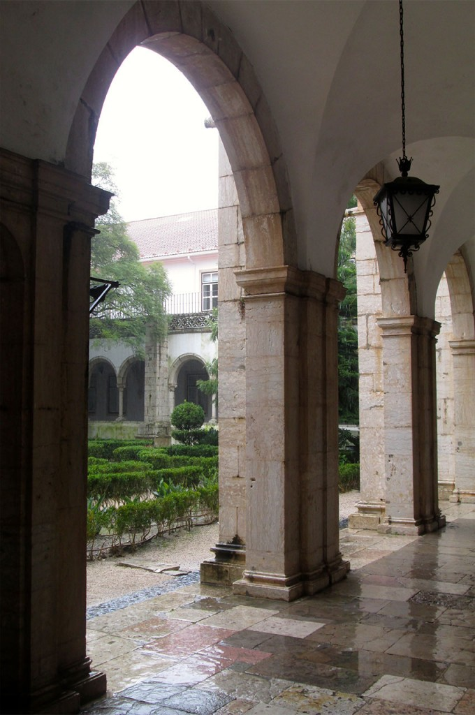 Arcos do Claustro Grande